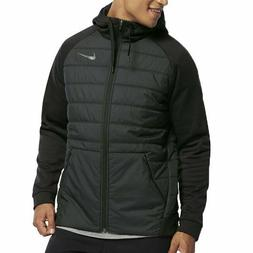 Nike Therma Winterized Men's Full-Zip Training Hoodie CJ51