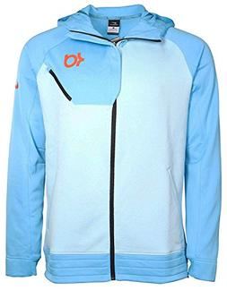 Nike Men's Therma-Fit KD Surge Elite Full Zip Hoodie-Light B