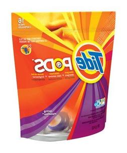 Tide 93120 Spring Meadow 3-In-1 Tide Laundry Detergent Pods