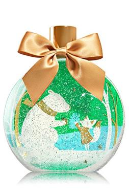 Bath & Body Works Vanilla Bean Noel Snow Globe Bubble Bath &