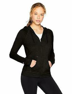 Champion Women's Heathered Jersey Jacket - Choose SZ/Color