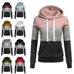Women's Lightweight Thin Zip-Up Hoodie Jacket Coat Pullover
