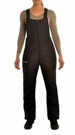 Arctix Women's Ski Snow bib Warm Insulated Waterproof pants,