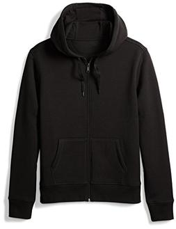Amazon Essentials Men's Full-Zip Hooded Fleece Sweatshirt, B